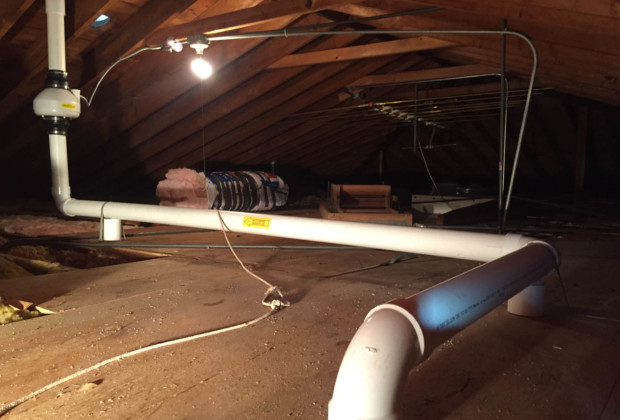 Radon Reduction Systems Inc Venting And Piping Radon